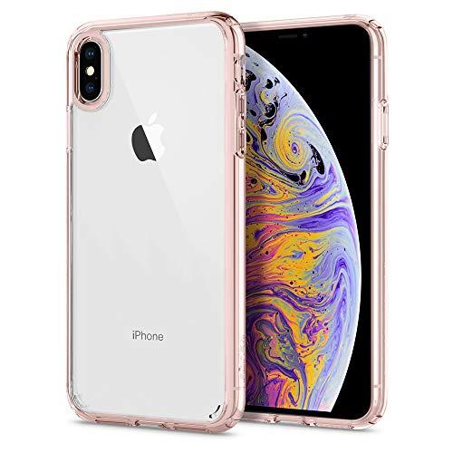 Spigen Ultra Hybrid Designed for Apple iPhone Xs MAX Case (2018) - Rose Crystal