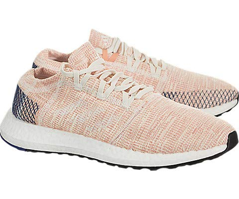 adidas Running Women's Pureboost Element Cloud White/White/Mystery Ink 5.5 B US B (M)