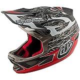 Troy Lee Designs D3 Composite Helmet Nightfall Black, S