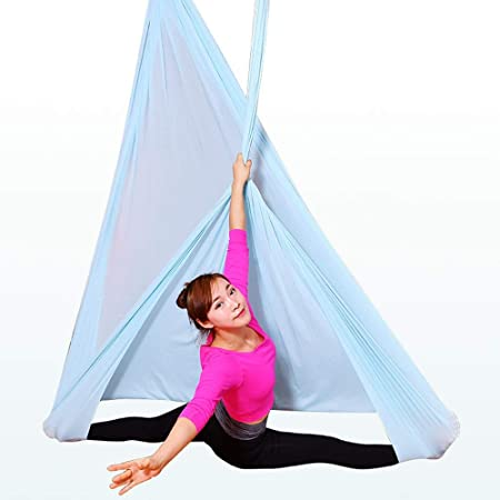 Lwieui Columpio de Yoga Hamaca de Yoga aérea Venta al por ...
