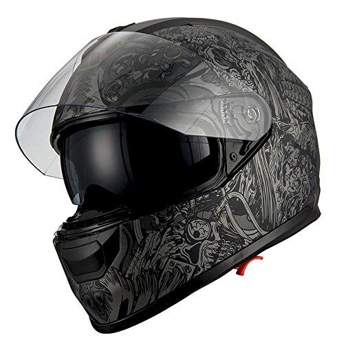 Full Skull Helmet - 2