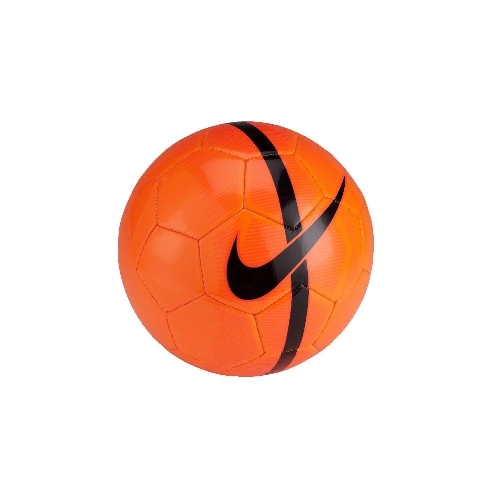 Nike NK MERC Fade–Ball, Unisex Erwachsene, Mehrfarbig (Total Orange/Hyper Crimson/Black)