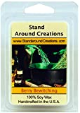Best Stand Around Creations Black Waxes - 100% All Natural Soy Wax Melt Tart Review