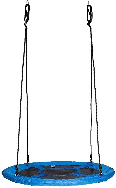 columpio redondo colgante