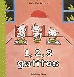 1, 2, 3 Gatitos, Michel Van Zeveren, 9802573221