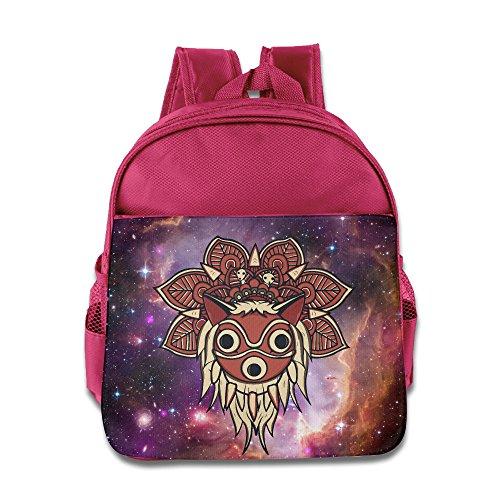 Fox The Popular Animal Kids Backpack School Bag For Boys/girls Pink ()