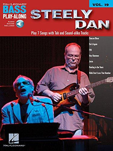 Bass Guitar Tab Cd (Steely Dan: Bass Play-Along Volume 19)