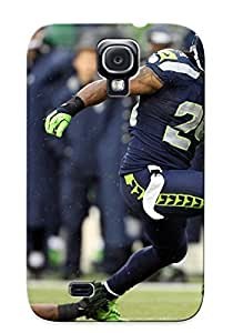 Mooseynmv Galaxy S4 Hybrid Tpu Case Cover Silicon Bumper Seale Seahawks Football Nfl 7