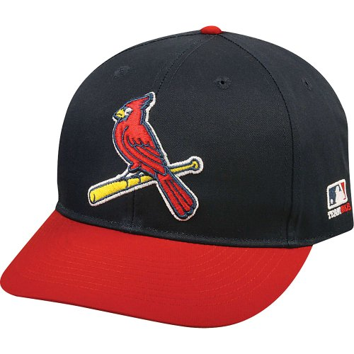 pretty nice 12e6d b6414 OC Sports MLB-300 MLB Cotton Twill Baseball Cap - St. Louis Cardinals  Alternate