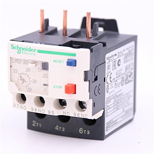 NEW TeSys LRD thermal overload relays LR-D32 LRD32 23-32A Class 10A by Schneider
