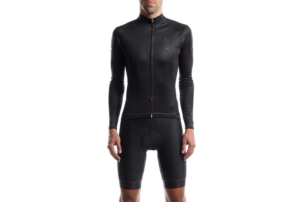 - Black Label Long Sleeve Kit Reflective Halloween Edition State Bicycle Co 2XL with 2XL Bibs