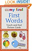 #4: My First Touch & Feel Picture Cards: First Words (My 1st T&F Picture Cards)