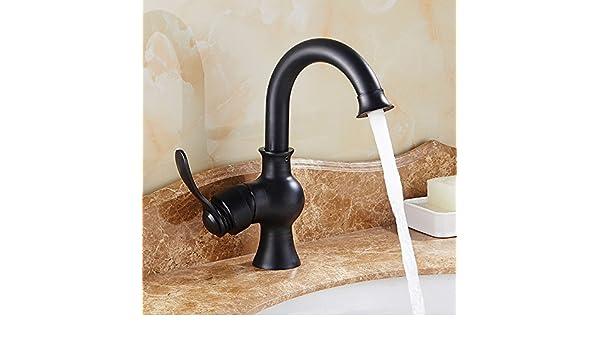 ... Black Mesa, bajo la cuenca puede girar el grifo de agua fría y caliente, baño, cocina antigua, lavabo bibcock,grifo en la estufa (caliente y frío) ...