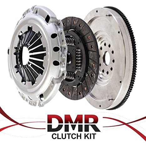 DMR6022-CSC Dual Mass Conversion Solid Flywheel+Clutch Kit+CSC: Amazon.es: Coche y moto