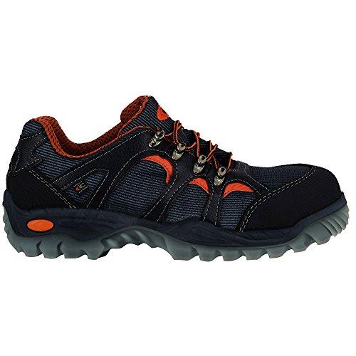 Cofra 75530-005.W43 New Samba S1 P SRC Chaussures de sécurité Taille 43 Noir