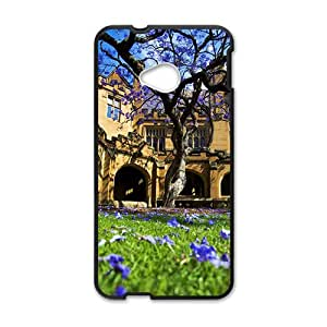SANLSI Scenery Phone Case for HTC One M7 case