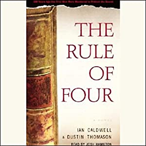 The Rule of Four Audiobook