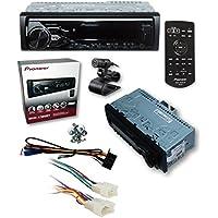 Pioneer MVH-X380BT Digital Media Receiver (NO CD) + Toyota 87-Up Wiring Harness*