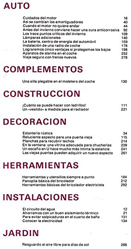 Enciclopedia Salvat del Bricolage. DIEZ TOMOS: Amazon.es: VV ...