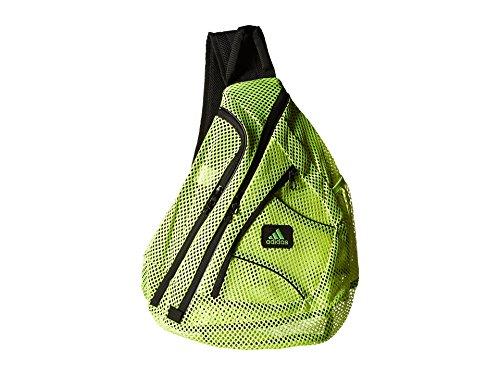 adidas Unisex Vista Mesh Sling Solar Yellow Grey Handbag - Buy Online in  Oman.  1d6b0e9aac444
