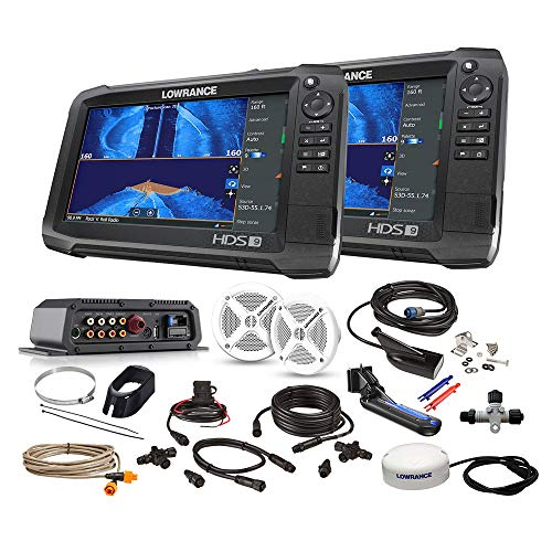 Expert choice for lowrance fishfinder for boat