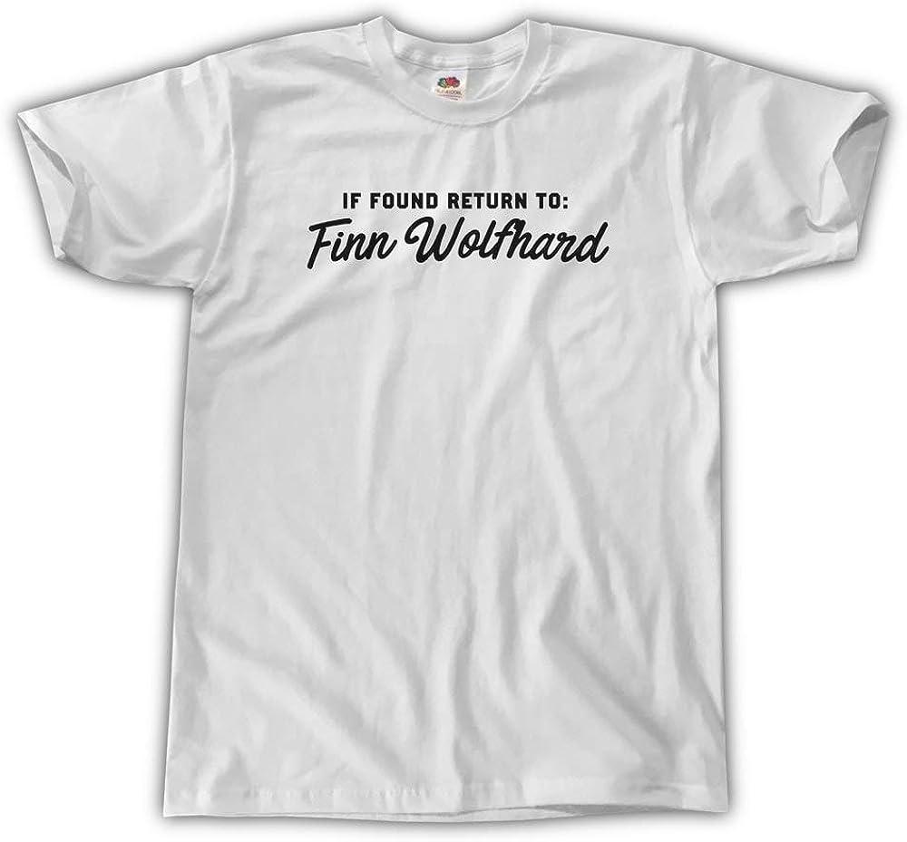 Mens Unisex If Found Return to Finn Wolfhard Sweatshirt Outsider