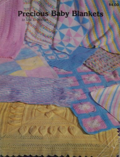 Shell Baby Afghan (Precious Baby Blankets to knit & crochet (baby shawl, pretty shell, baby afghan, pinwheel, flower blocks, and more!))