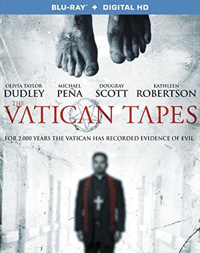 The Vatican Tapes [Blu-ray + Digital HD]