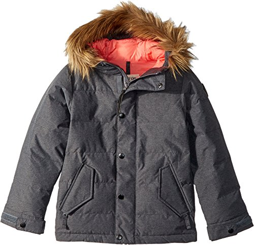 Burton Kids Girl's Traverse Jacket (Little Kids/Big Kids) True Black Medium by Burton