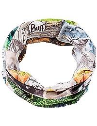 Buff UV Protection Travelogue Scarf, Multicolor