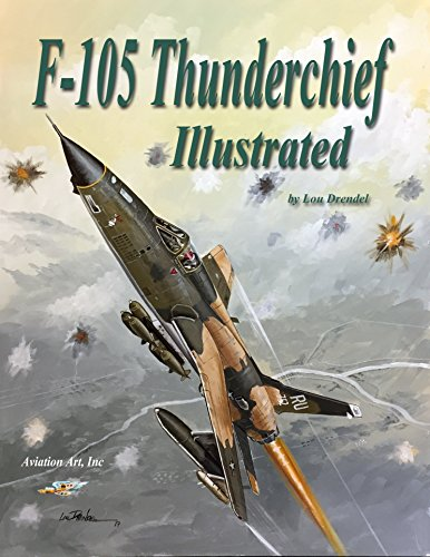 Used, F-105 Thunderchief Illustrated for sale  Delivered anywhere in USA