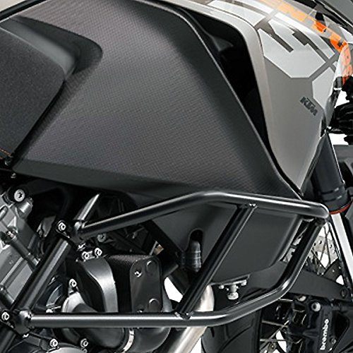 KTM 1190 Adventure Black Crash Bars 6031296814433