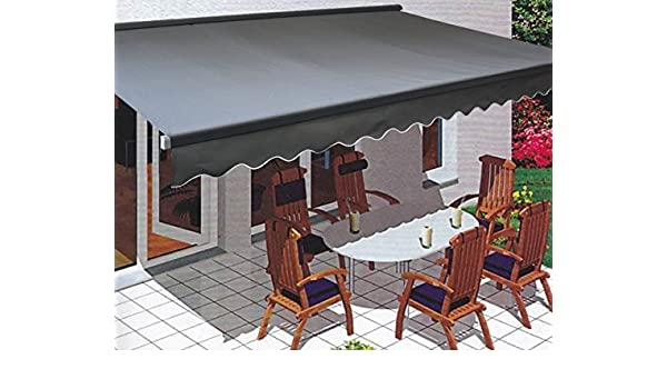 ANTEROOF anter impermeable Toldo sol Toldo protector solar Patio ...