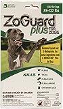 Dog Flea Treatment Collar - ZoGuard (3 pack) X-Large (89-132 lbs)