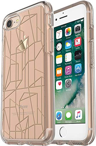 OtterBox Symmetry Series Case for iPhone 8 & iPhone 7 (NOT Plus) - Non-Retail Packaging - Drop Me a Line