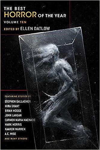 Amazon The Best Horror Of The Year Volume Ten 9781510716674
