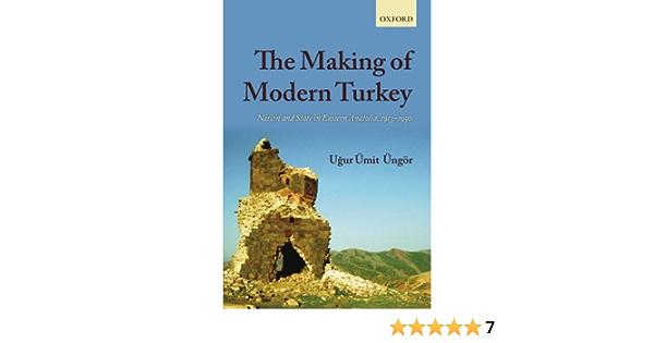 amazon com the making of modern turkey
