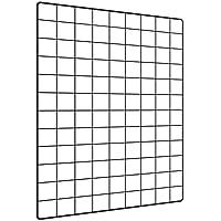 Memory Board Quadro de Fotos e Recados Painel Preto - 65cm x 45cm + 6 Mini Prendedores