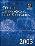 International Building Code 2003, International Code Council, 158001318X