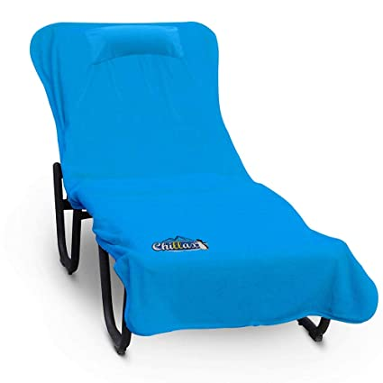 Sensational Chillax Beach Chair Pool Towels A Must Have On A Cruise Ship For Men And Women Towel Accessories Include Pillow And Side Pockets No Clips Needed Camellatalisay Diy Chair Ideas Camellatalisaycom