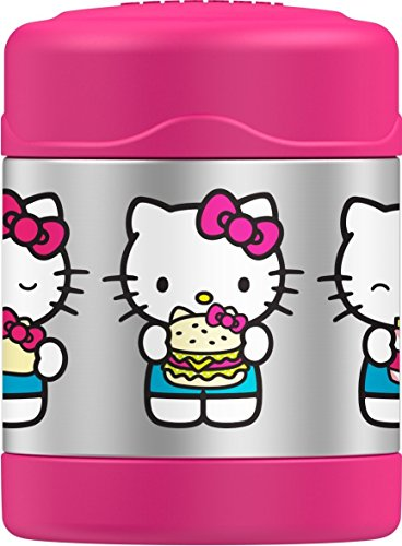 Thermos Funtainer 10 Ounce Food Jar, Hello Kitty (Hello Kitty Blender)