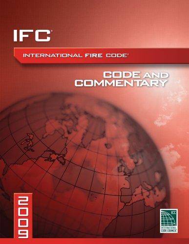 2009 International Fire Code Commentary (International Code Council Series) -  Paperback