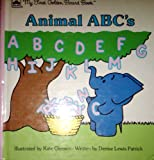 img - for Animal Abc's (First Golden Board Book) book / textbook / text book