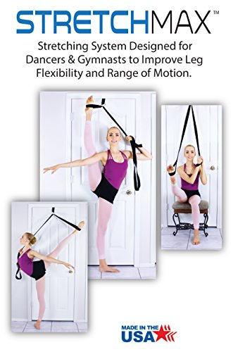 STRETCHMAX - Leg Stretching for Ballet, Dance & Gymnastics Training
