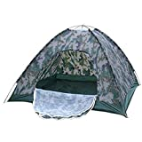Ezyoutdoor Automatic Pop Up Outdoors Quick Cabana family Beach Tent Sun Shelter
