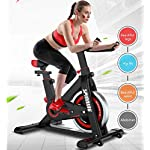 Allenamento-Spin-Bike-Professionale-Cyclette-Home-Trainer-Bici-Da-Fitnessallenamento-Spin-Bike-Cyclette-Aerobico-Home-Trainer-Bici-Da-Fitness-Volano-in-Acciaio-Zincato-Bracciolo-Ergonomico