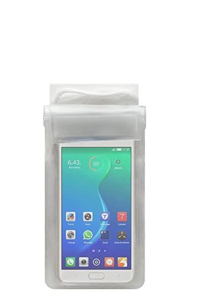 outlet store f5749 ad9a7 Acm Waterproof Bag Case for Tecno I5 Mobile: Amazon.in: Electronics