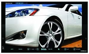 """BOSS BV9562B sintonizador de CD/DVD para el coche - Radio para coche (AM, FM, 4.0, 17,78 cm (7""""), 600 cd / m², 1440 x 234 Pixeles, Negro)"""
