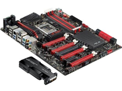 ME LGA 1155 Intel Z77 HDMI SATA 6Gb/s USB 3.0 Extended ATX Intel Motherboard ()
