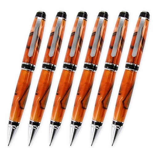 Legacy Woodturning, Cigar Pencil Kit, 6 Packs, Choose Your - Cigar Kits Pen